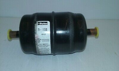 Parker D-163s Refrigerant Filter-drier