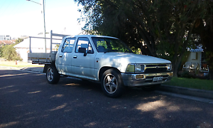 Toyota hilux Nelson Bay Port Stephens Area Preview