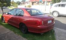 2000 Holden Commodore Sedan Chifley Woden Valley Preview