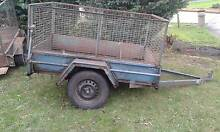 CAGED 6X4 TRAILER ID TAGGED 750KGS Rowville Knox Area Preview