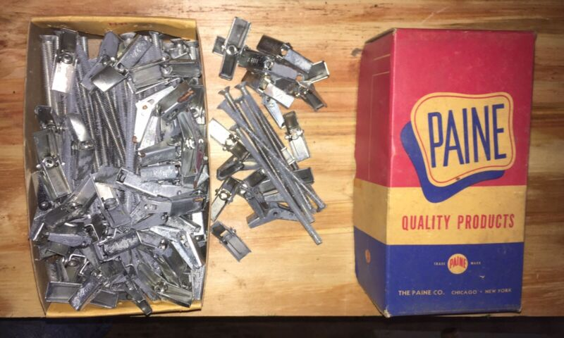 """100 Count Paine 1/4"""" X 5"""" Toggle Bolts"""