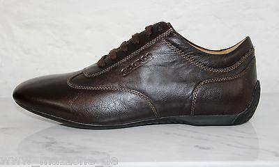 Fahren Schuhe High Top (SPARCO Fahrerschuhe, Sneaker Racing Schuhe, IMOLA Gr.40 Leder braun OVP 159€ )