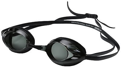 fbd53ade7f Speedo Vanquisher Optical Competition Swim Swimming Goggles Smoke Diopter  -3.0