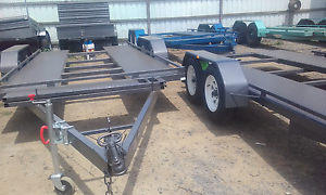Car trailer second hand Moonah Glenorchy Area Preview