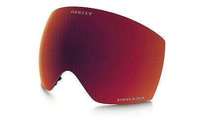 Oakley Flight Deck Prizm Torch Iridium Snow Goggle Replacement Lens 101-423-002