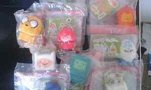 ADVENTURE TIME TOYS BRAND NEW $1 EACH Macquarie Fields Campbelltown Area Preview