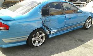2005 Ford Falcon BA & BF  XR6 Auto/ Manual Wrecking/Repairs Malaga Swan Area Preview