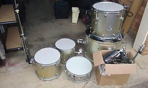 Beginner drum kit Bli Bli Maroochydore Area Preview