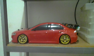 Rc car team magic  e4d custom built Sydney City Inner Sydney Preview