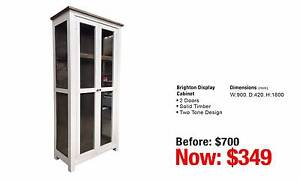 SHELVING & BOOKCASES - up to 80% OFF RRP Granville Parramatta Area Preview