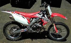 2011 HONDA CRF450R 4 STROKE MOTOCROSS (#U01942) Dalby Dalby Area Preview