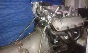 Holden v6 Buick motor $900     complete with trany  , extractors Lissner Charters Towers Area Preview