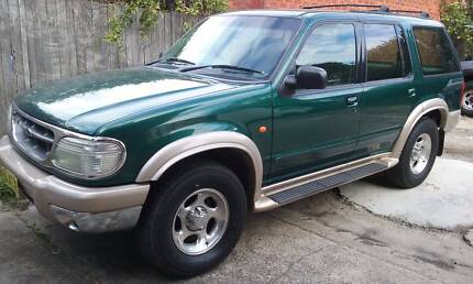 2000 Ford Explorer Wagon Mascot Rockdale Area Preview
