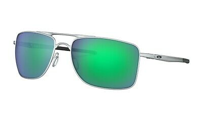 Oakley GAUGE 8     Matte Lead / Jade Iridium     OO4124-04     BLOW OUT SALE