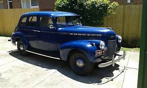 1940 Chev Ride Master Deluxe Classic Car Noble Park Greater Dandenong Preview