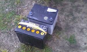 Old Car Batteries WANTED - Northen/Western Suburbs Perth Perth City Area Preview