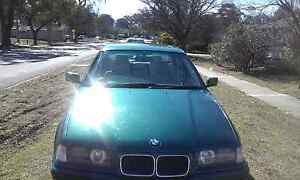 Bmw for sale make me a offer no time wasters Kambah Tuggeranong Preview
