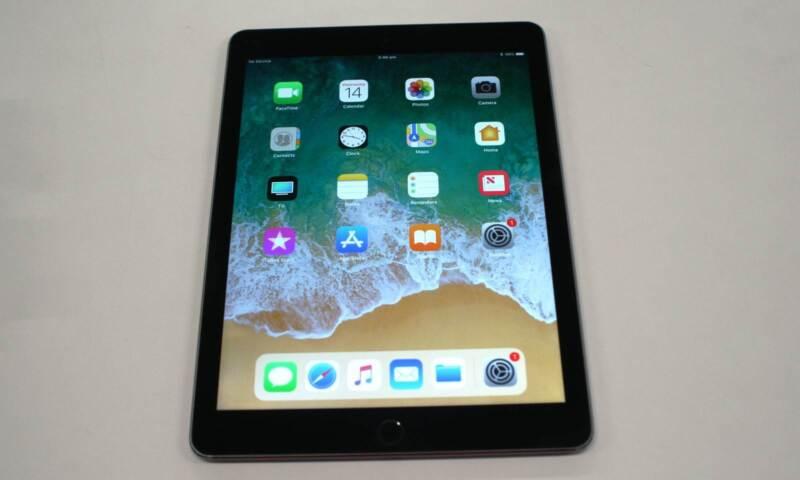 Apple 9.7-inch iPad Pro Wi-Fi Cellular 32GB - Space Grey