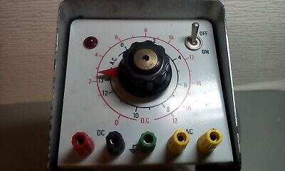 vintage  electric  testing machine plus gauges