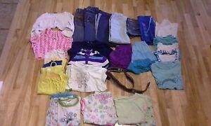 Girls clothing size 8