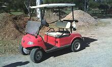 GOLF CART electric 2014 has lights, horn blinkers suit resort Hope Island Gold Coast North Preview