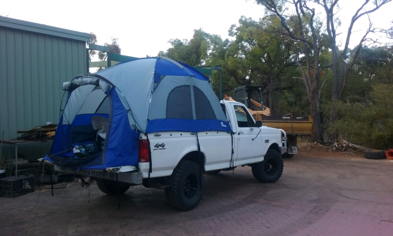Ute Tray tent Bunbury Bunbury Area image 2. 1 of 3 & Ute Tray tent | Cars Vans u0026 Utes | Gumtree Australia Bunbury Area ...