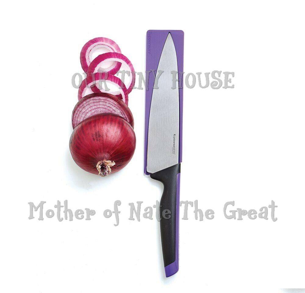 "Tupperware Knife Professional Chef Universal Series 13.5"" Pu"