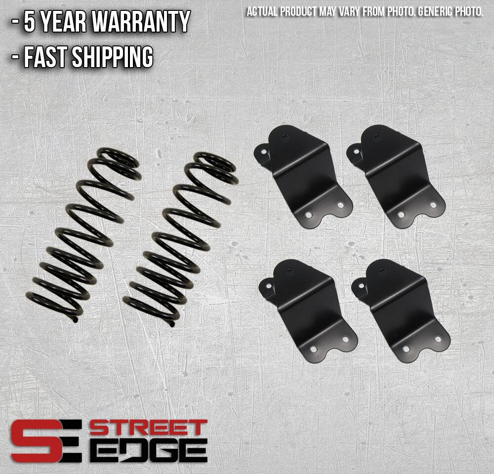 """Street Edge 97-04 Dodge Dakota V6 2/"""" Front Lowering Spring Set"""