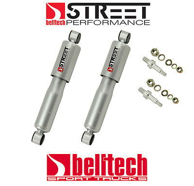 "63-72 Chevy/GMC C10 Street Performance Front Shocks 1"" - 5"" Drop (Pair) Belltech for sale  Shipping to Canada"