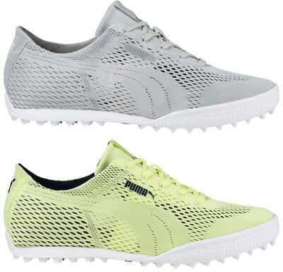 dd902869e1fa Puma Monoline Cat Woven Women s Golf Shoes 190611 Ladies 2018 New - Choose  Size