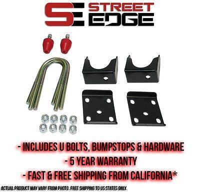 Street Edge 99-06 Chevy Silverado/GMC Sierra 1500 2WD 6