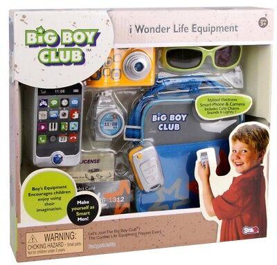 Spielzeug für Jungs Abenteuer Freizeit Smartphone Kamera Sonnenbrille