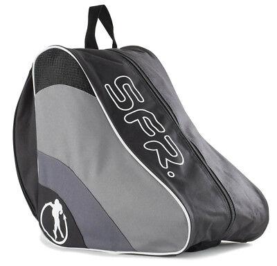 SFR - Ice & Skate Bag II - Black- Roller Skate Carry Bag