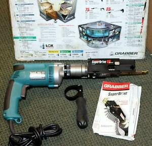 MAKITA 6827 SCREWDRIVER WITH GRABBER SUPERDRIVE 05