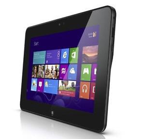 SOLDE: Tablette Dell Latitude 10 ST2 -10.2'' - 64GB SSD - Win 8 Pro