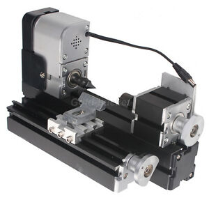 Metal-Mini-Wood-Turning-Machine-Woodworking-DIY-Power-Tool ...