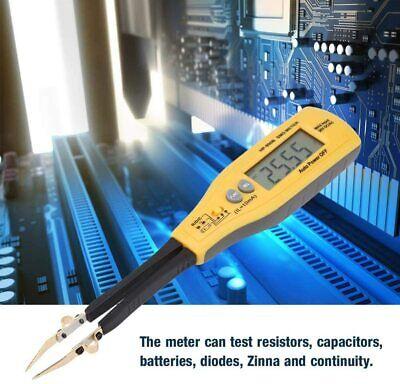 Holdpeak Resistance Capacitance Smd Tester Meter Multimeter Component Tester Us