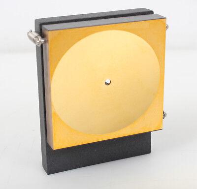 Bio-rad Fts-40 Spectrometer Elliptical Gold Mirror