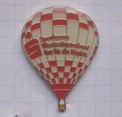 SPARKASSE WESTMÜNSTERLAND .................. Ballon-Pin (161a)