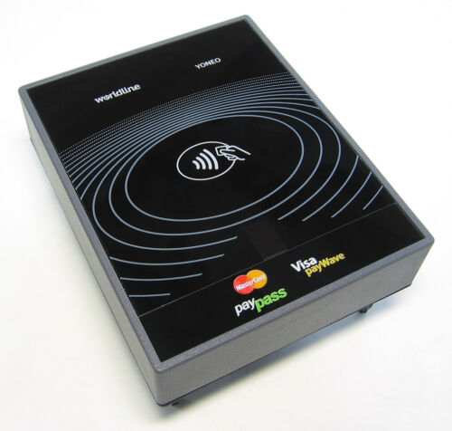 NEW! – Yoneo Worldline Contactless NFC Chip Card Credit Card Reader