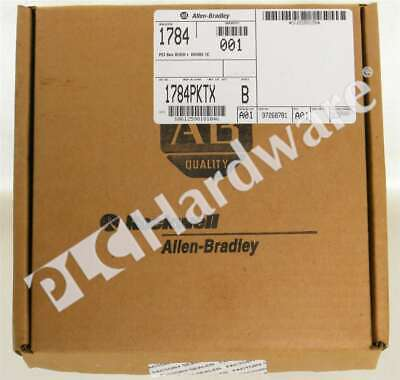 New Allen Bradley 1784-pktx B Pci Bus Communication Card With Dhdh485rio Qty