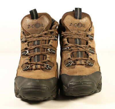 Z-Coil Desert Hiker Hiking Boots Shoes - Women's Euro 39, US 8 Brown w/defects
