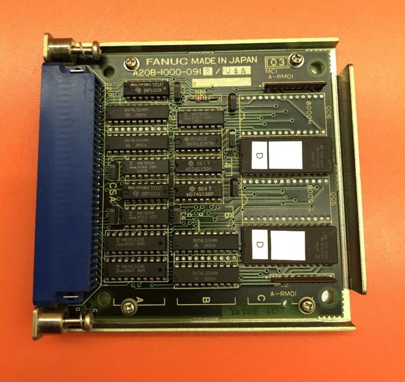 Fanuc A20B-1000-0913/04A Converter Board
