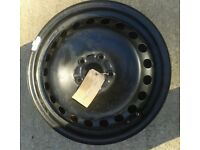 "2004-2008 MK2 FORD FOCUS 16"" STEEL WHEEL"