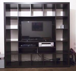 IKEA Expedit entertainment unit