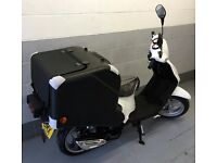 TGB Delivery 125cc Scooter - 3 Miles - 2016 Model