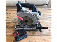 Erbsuer EXT-ion Cordless Circular Saw with battery