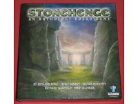 'Stonehenge Anthology' Board Game