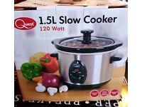 Quest 1.5 l slow cooker