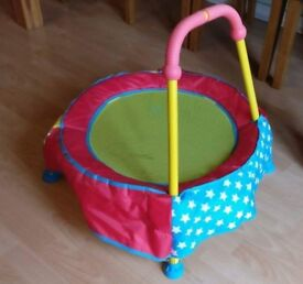 Chad Valley Toddlers Trampoline £10 ono
